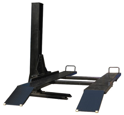SP-6K-SS 6,000lb Single Post Storage Lift