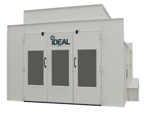 Psb Sdd26 Ideal Side Down Draft Paint Booth M1m