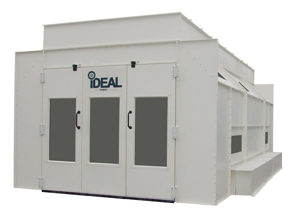 PSB-SDD26 Ideal Side Down Draft Paint Booth