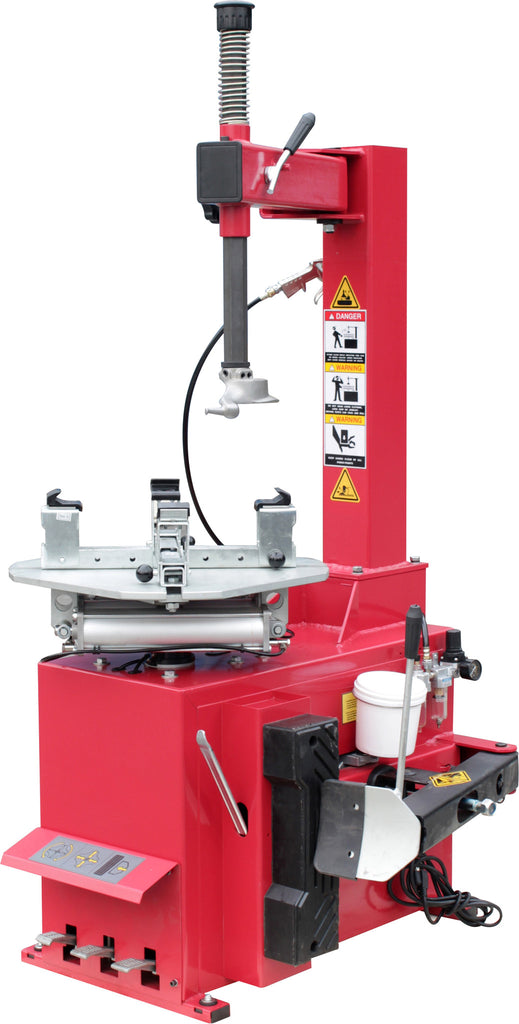 MCC-100 Motorcycle Tire Changer and Wheel Balancer Combo