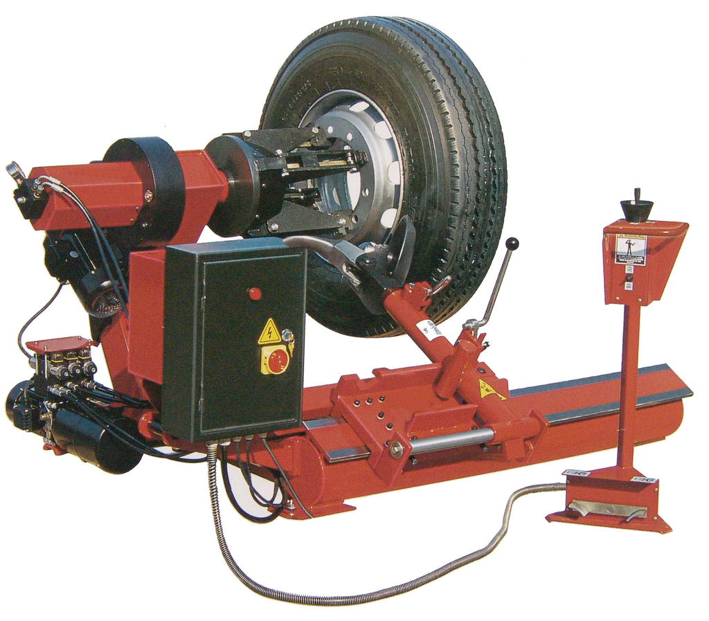 LT-770T Heavy Duty Truck Tire Changer