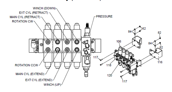 Products Tagged IMT 6000 Crane QT Equipment – Imt Wiring Diagram
