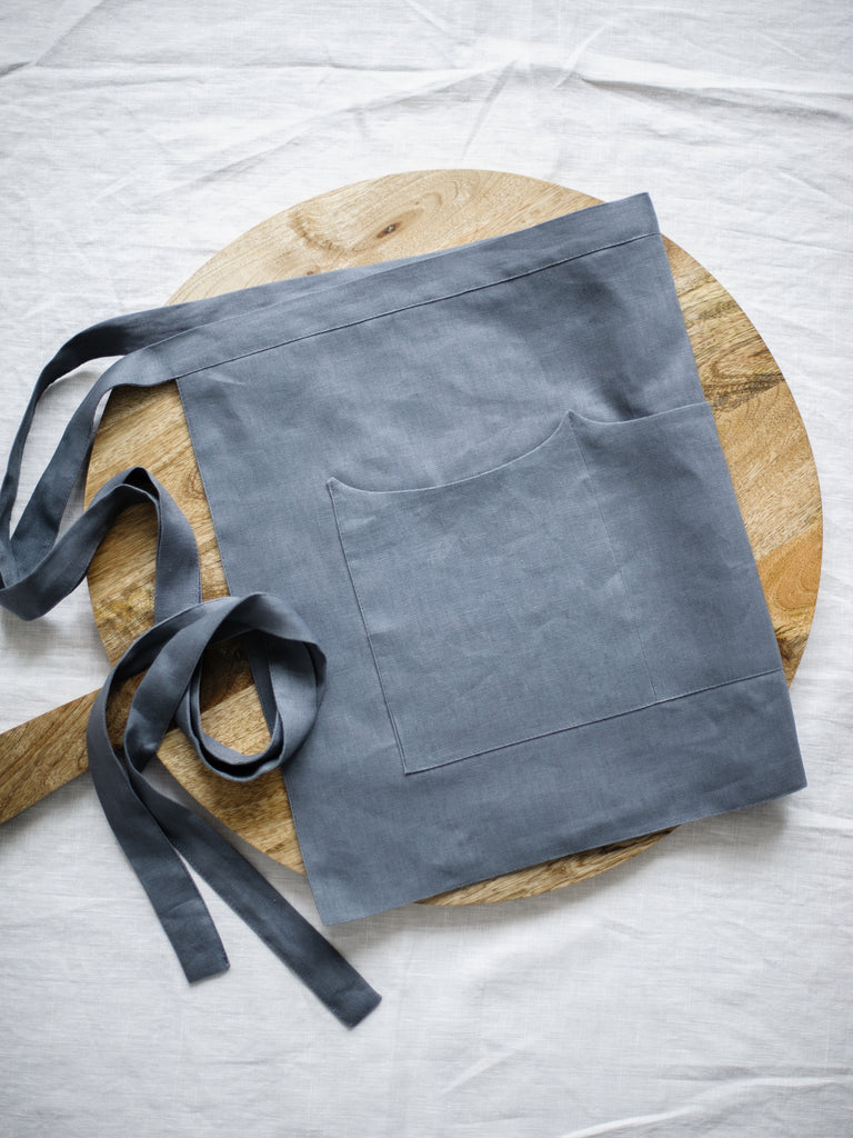 Sea Linen Apron - Limited Edition