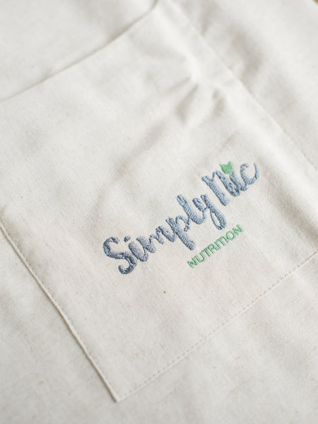 Custom Apron with Embroidery Logo