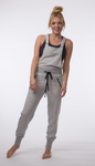 Sweateralls - French Terry Overalls Grey