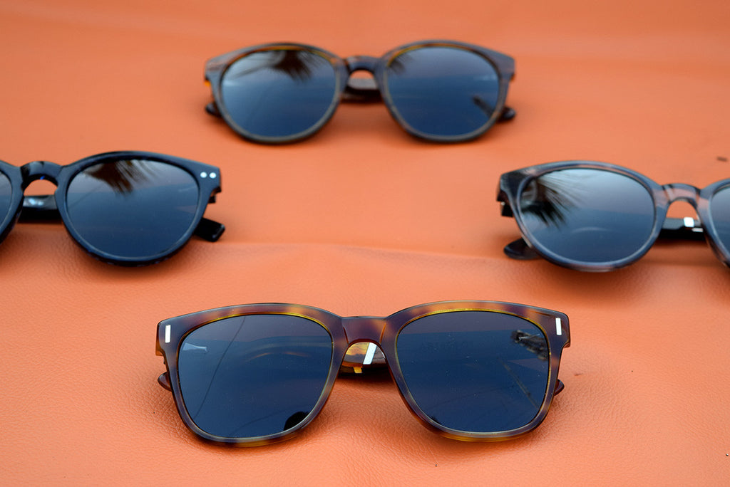 How to wear Exotic Wooden Sunglasses