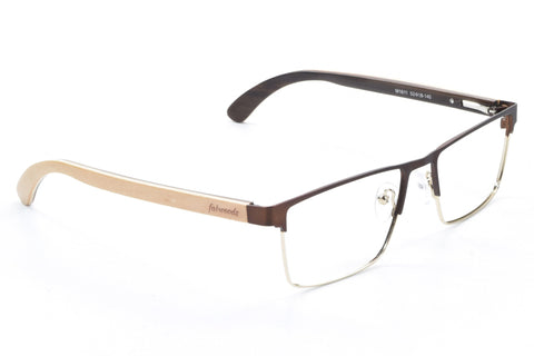 M1611 Maple Wooden Eyewear Frame - fabwoods