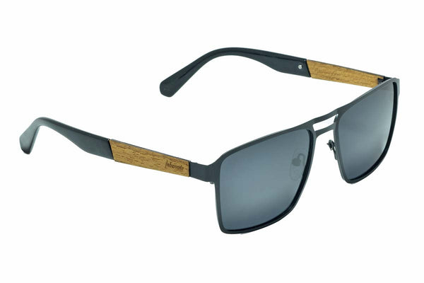 MS1602 C1 Teak Wooden Sunglass