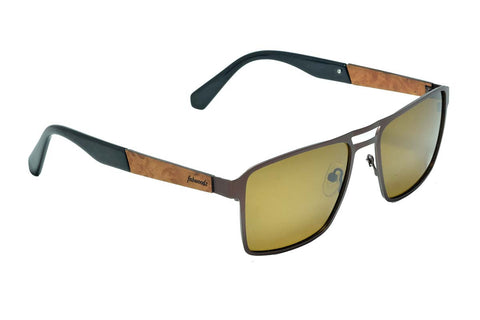 MS1602 C2 Madrone Wooden Sunglass - fabwoods