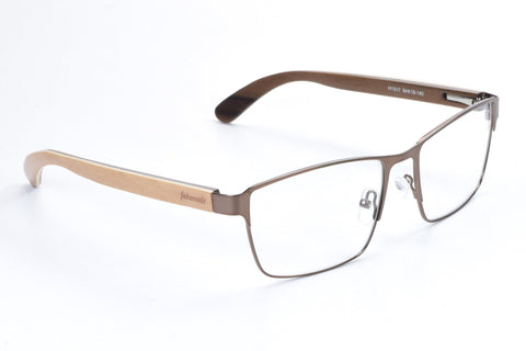 M1617 Maple Wooden Eyewear Frame - fabwoods