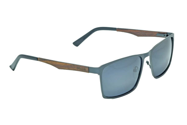 MS1603 C2 Rosewood Wooden Sunglass - fabwoods