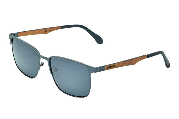 MS1601 C2 Madrone Wooden Sunglass - fabwoods