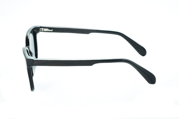 AS1603 C3 Ebony Wooden Sunglass - fabwoods