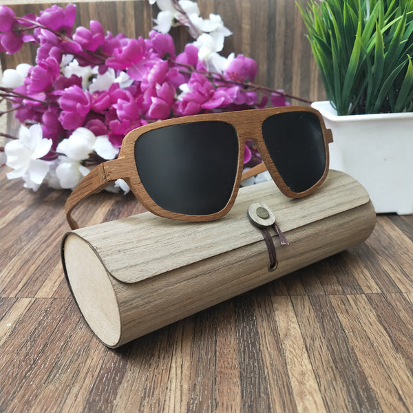WS005 Wooden Sunglass - fabwoods