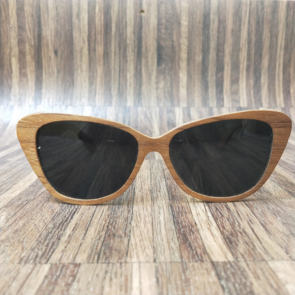 WS002 Wooden Sunglass - fabwoods