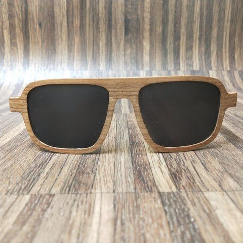 WS004 Wooden Sunglass - fabwoods