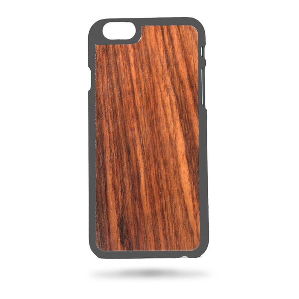 Wooden Phone Case - Iphone 6/6s - Rosewood - Feather Collection - fabwoods