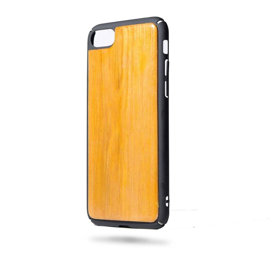 Wooden Phone Case - Iphone 7 - Teak Wood - fabwoods