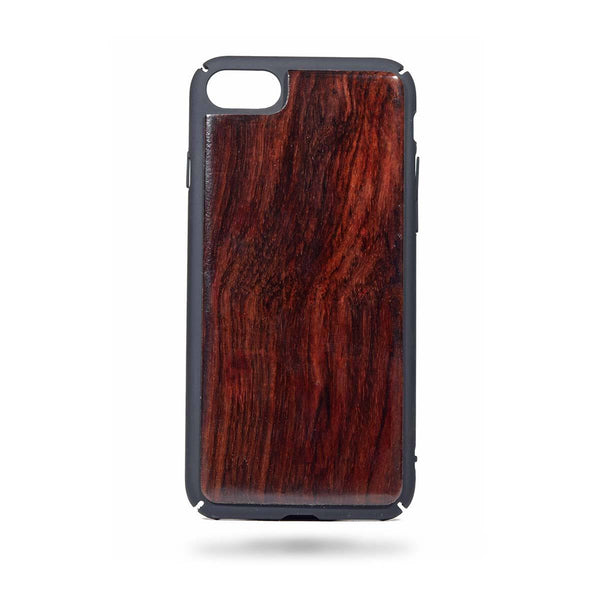 Wooden Phone Case - Iphone 7 - Rosewood - fabwoods