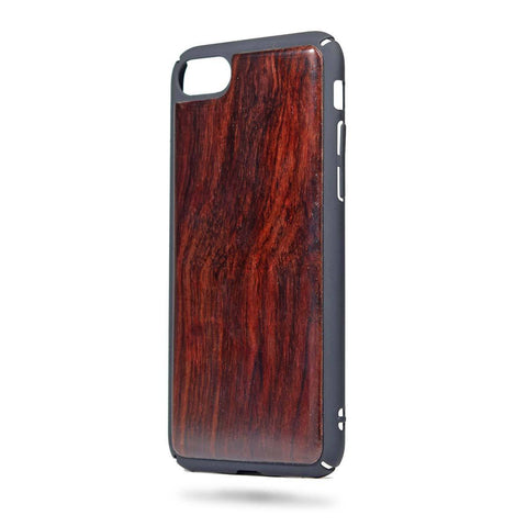 Wooden Phone Case - Iphone 7 - Rosewood