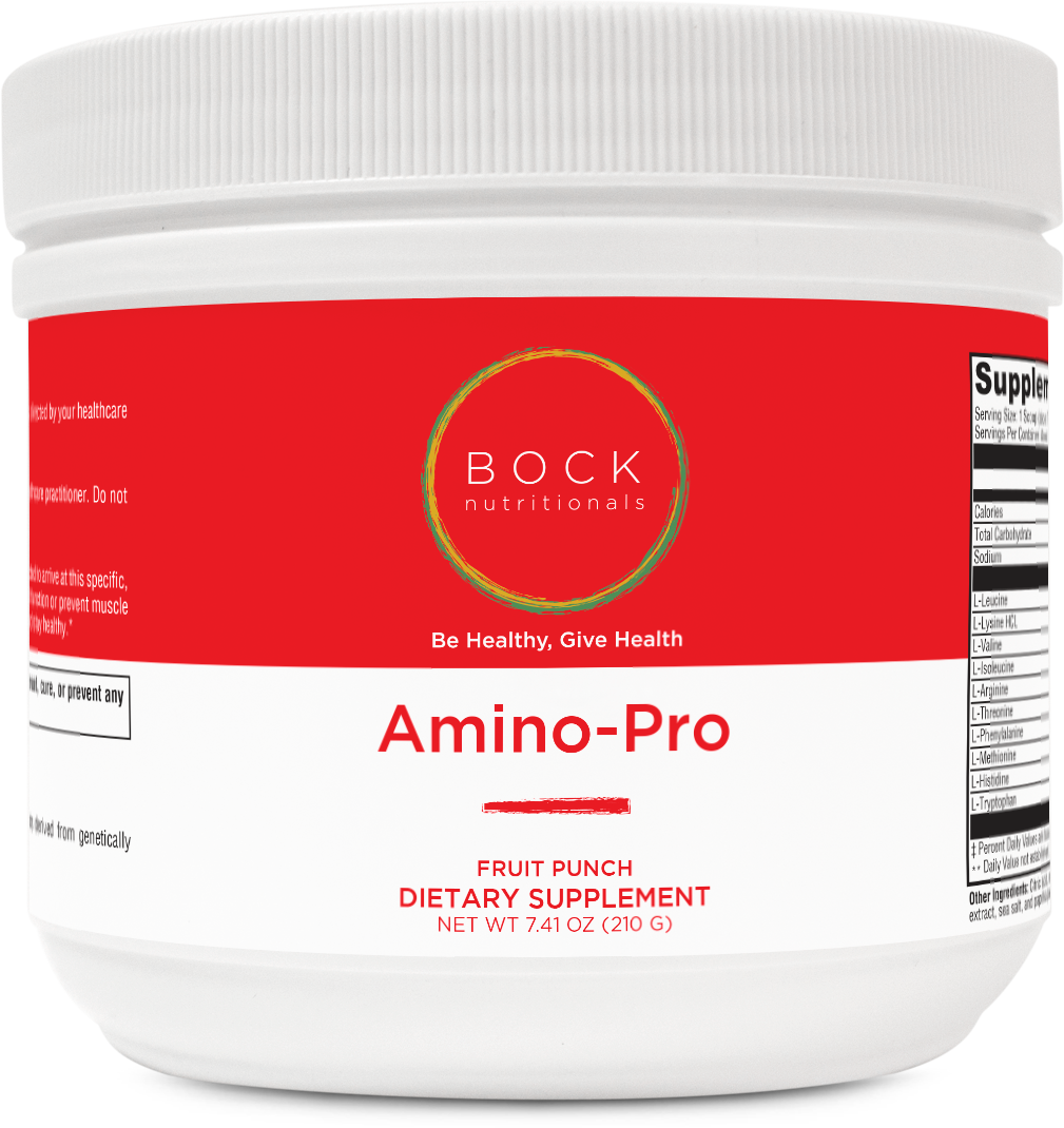 Amino-Pro (Fruit Punch Flavored)