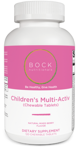 Children's Multi-Activ (Mixed Berry Flavor)