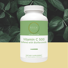 Vitamin C 500 Buffered w/ Bioflavonoids