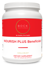 Nourish PLUS Beneficials (Variety of flavors available!)