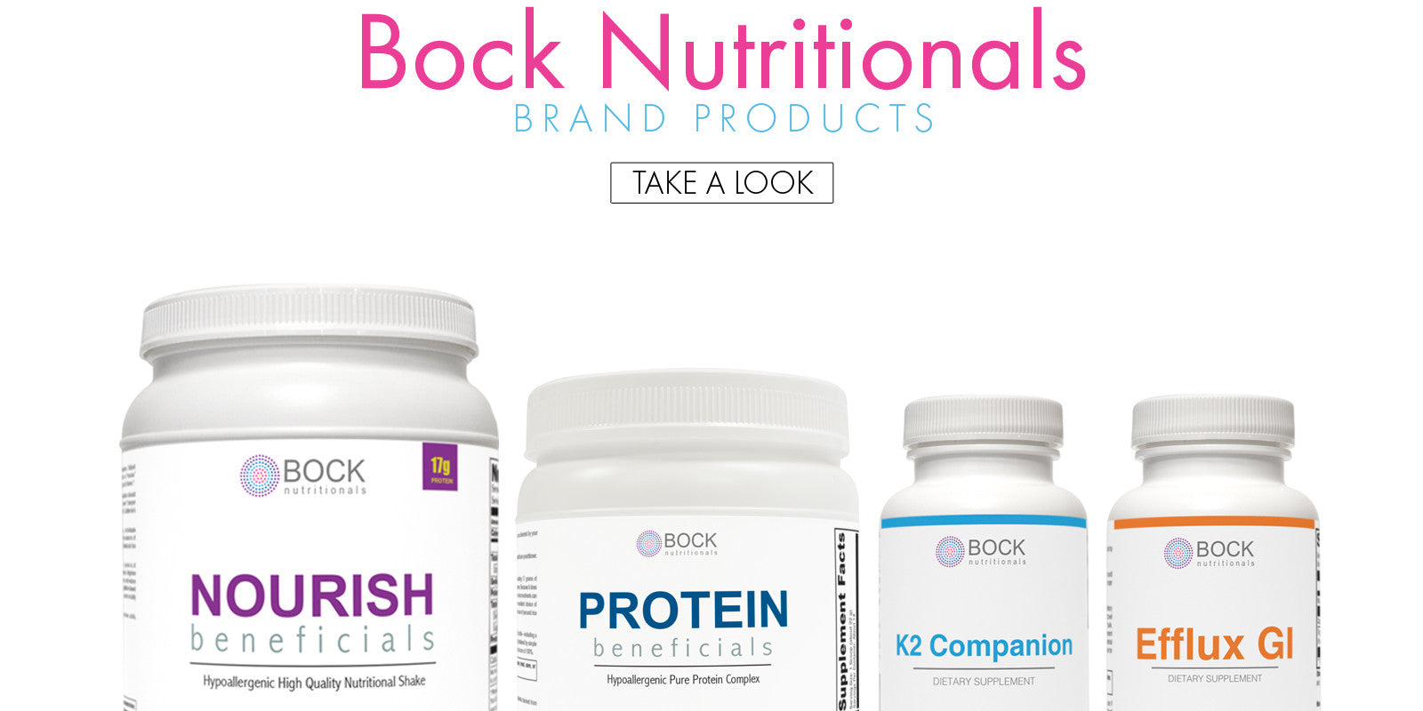 Bock Nutritionals Brand