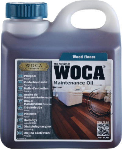 Woca Canada - maintenance oil