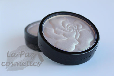 Floral Shimmer Blush - Angelic Peach