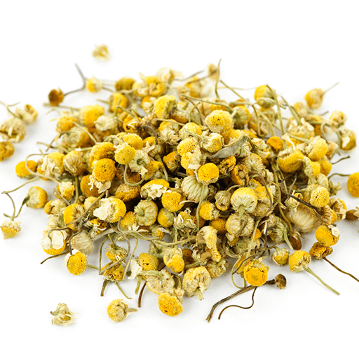 This product contains Chamomile
