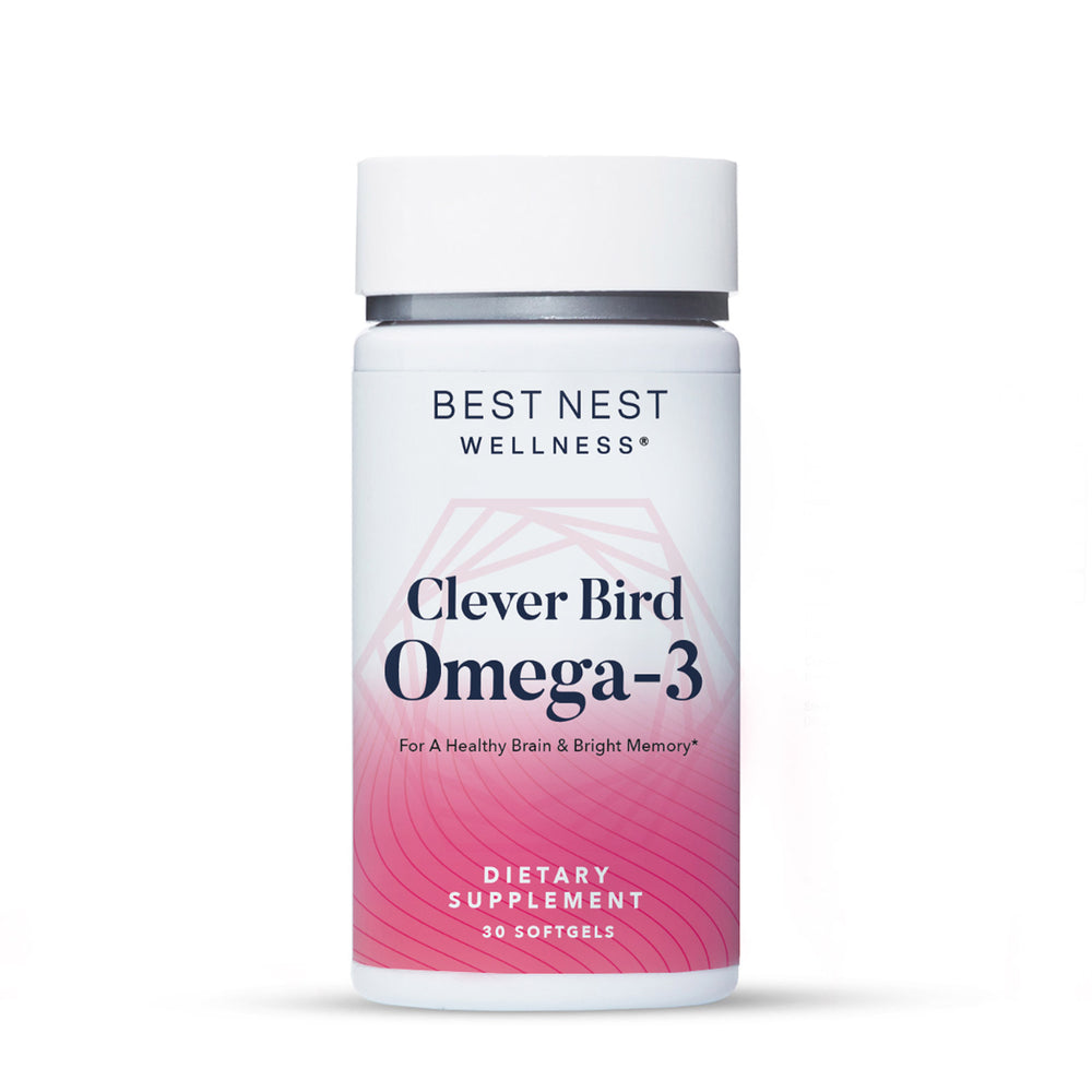 Best Nest Omega-3 Fish Oil