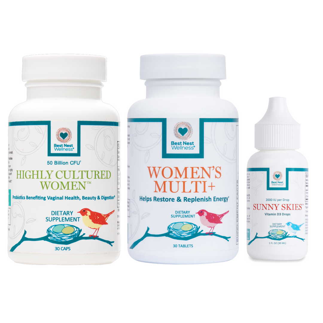 Women's Wellness Bundle