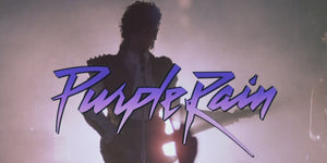 The Purple Vibe, In Honor Of Prince!