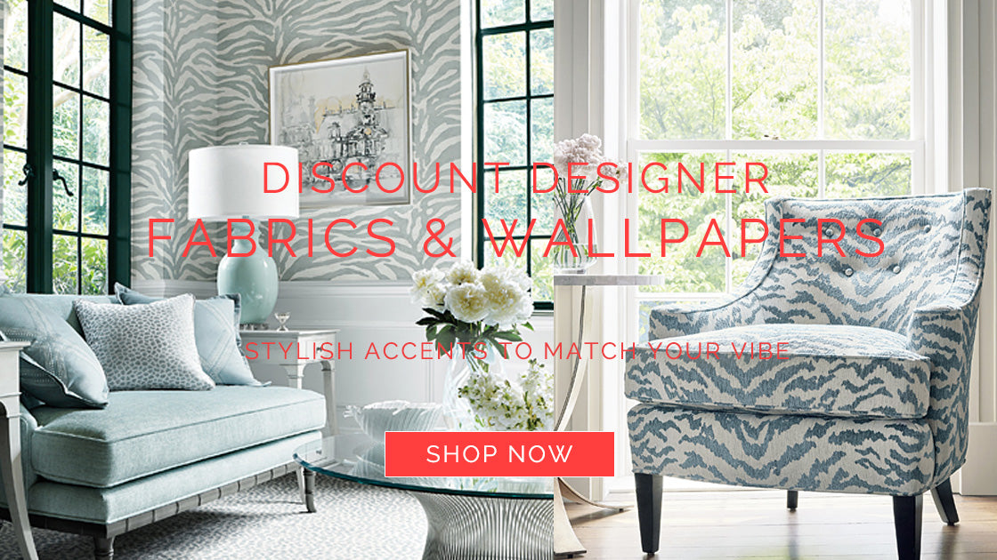 Discount Fabrics and Wallcoverings