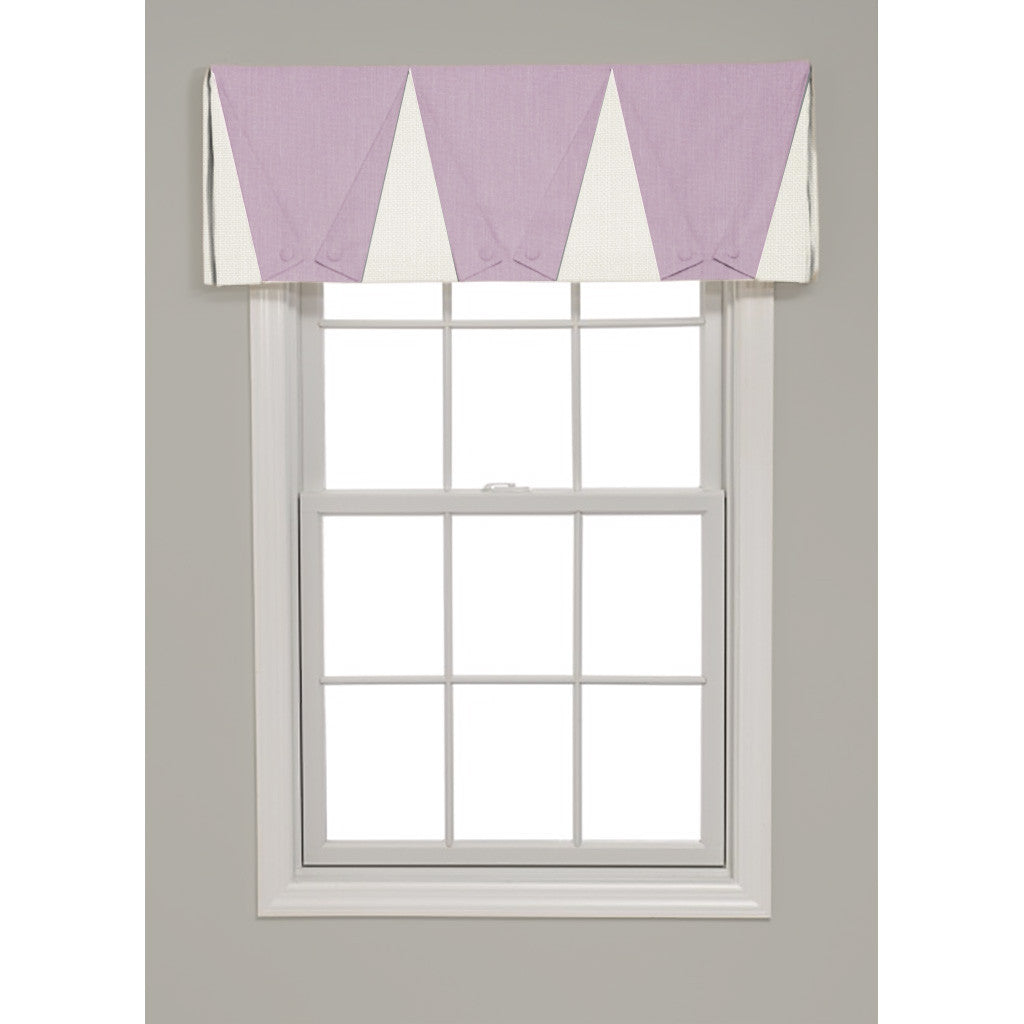 Tent Flap Valance - Revibe Designs