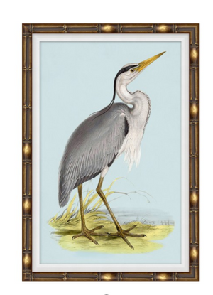 Heron Blues 3 Art