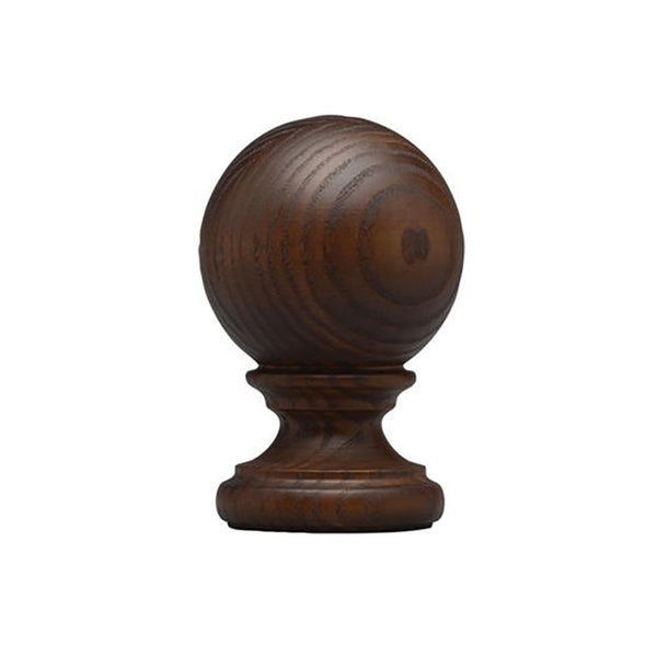 Rustic Ball Finial