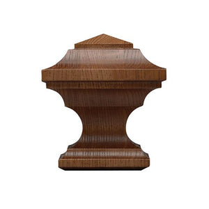 Rustic Oxford Finial - Revibe Designs