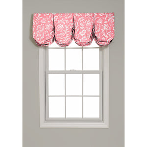 Rokeby Road Pleated Balloon Pleated Valance - Revibe Designs