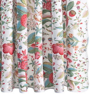 Pomegranate Shower Curtain - Revibe Designs