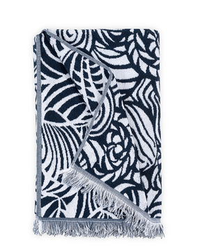 Sea Shells Beach Towel - Revibe Designs