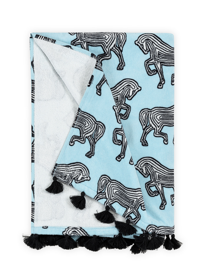 Faubourg Beach Towel - Revibe Designs