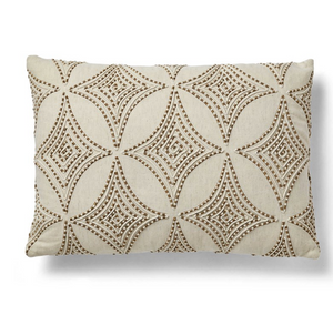 Candlewick Tile Pillow