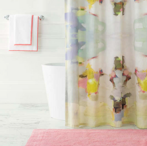Milan Shower Curtain