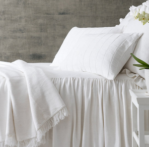Wilton Cotton Bedspread - Revibe Designs