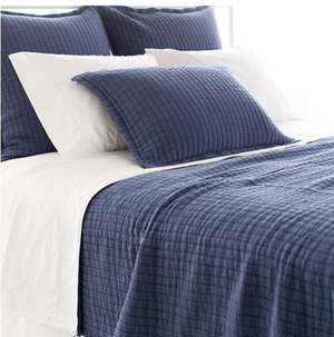 Boyfriend Matelasse Coverlet - Revibe Designs