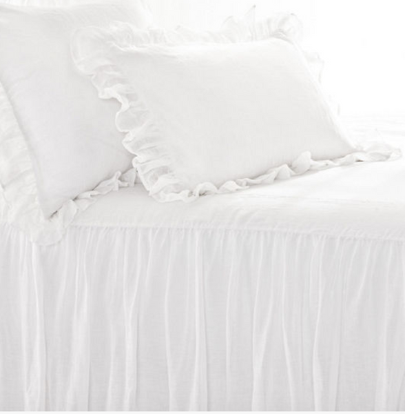 Savannah Linen Gauze Shams