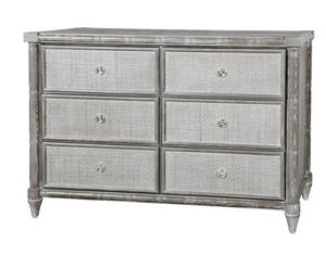Fairfax 6 Drawer Chest - Revibe Designs